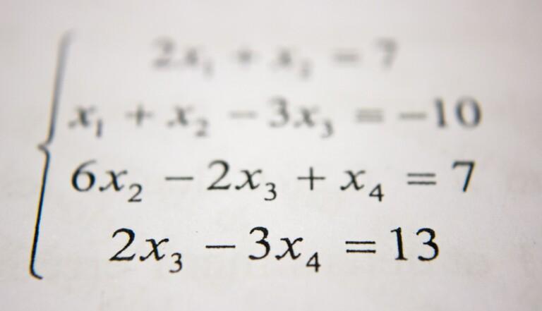 5 raisons pour lesquelles vous avez peur des maths