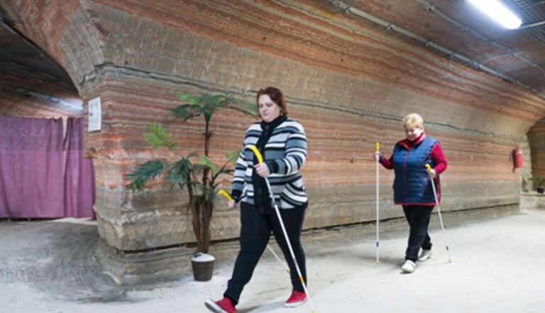QI, dents, poumons... ceux qui marchent lentement vieillissent plus vite