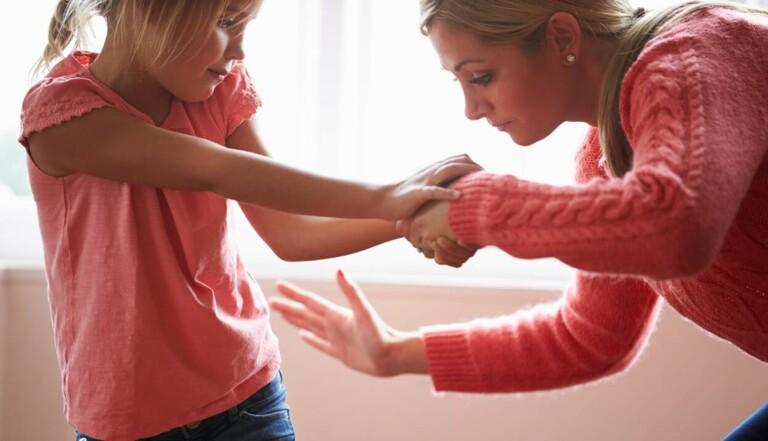 Donner des fessées affecterait une zone du cerveau des enfants, avec son lot de conséquences