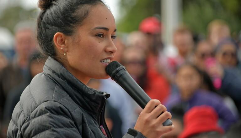 Nouvelle-Zélande : l'avocate Pania Newton se bat pour défendre une terre maorie