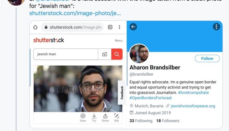 Sur Twitter, des dizaines de faux comptes de juifs pour répandre l'antisémitisme