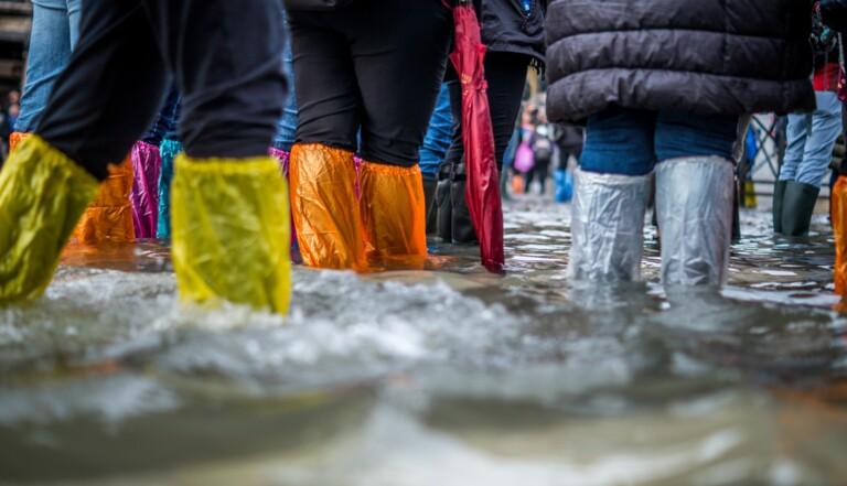La hausse du niveau des océans pourrait faire 280 millions de déplacés, selon le Giec