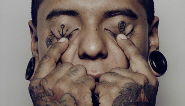 Tatouages de visage