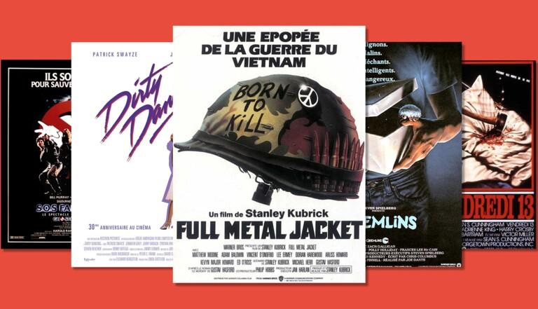 Génération vidéo-club : 20 anecdotes sur les films cultes des années 80