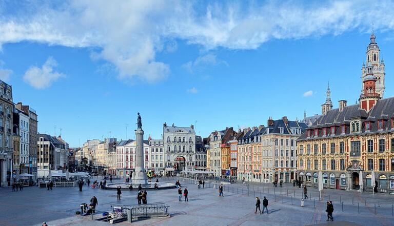 8 faits qui prouvent que Lille est une ville extraordinaire