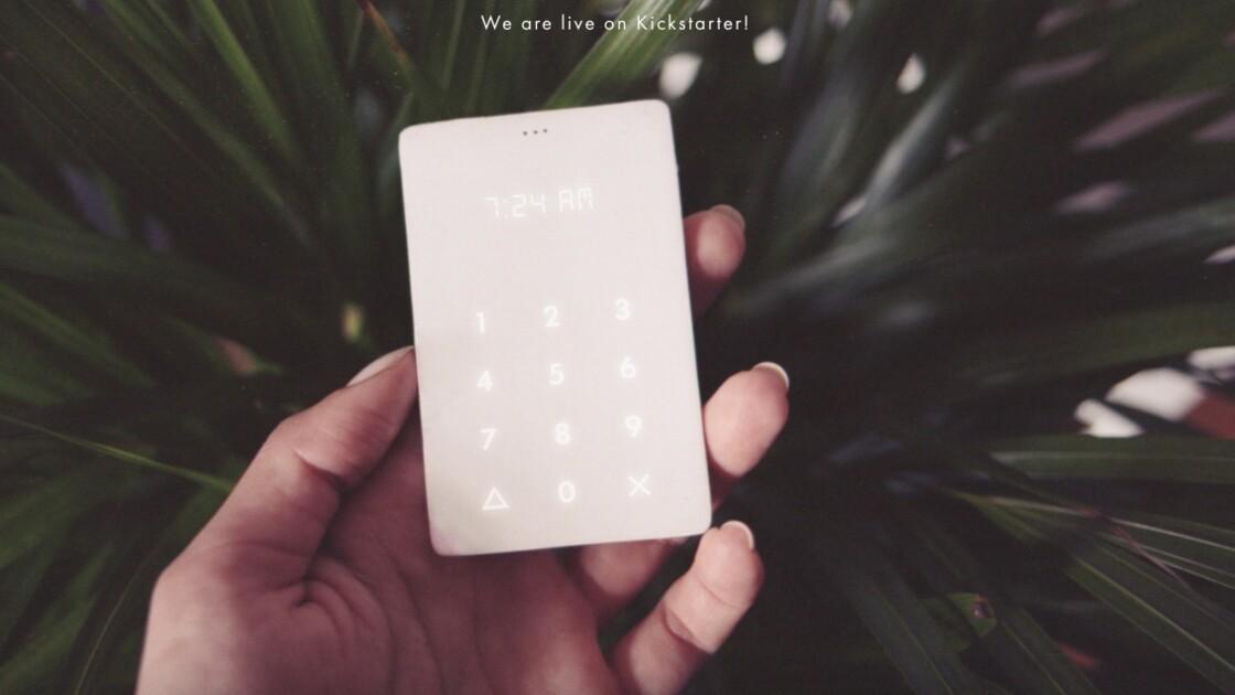 Light Phone, le téléphone qui te permet juste de téléphoner