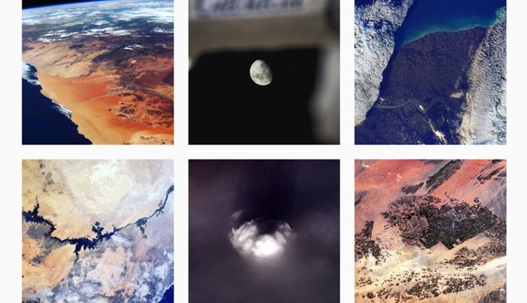 Burger en apesanteur, Nantes vu du ciel... Le meilleur du compte Instagram de l'astronaute Thomas Pesquet