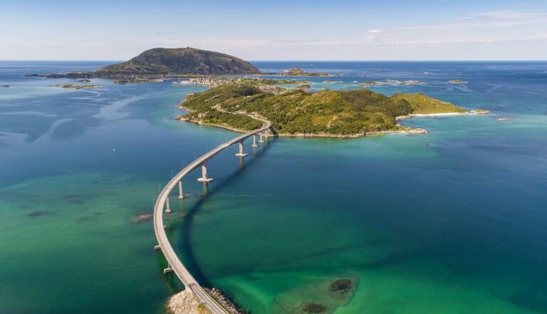Cette île en Norvège veut supprimer le temps