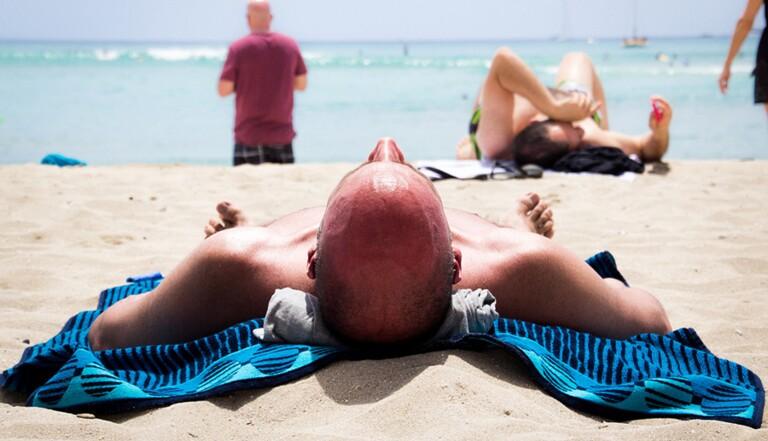 Un patch anti-coup de soleil inventé par L'Oréal