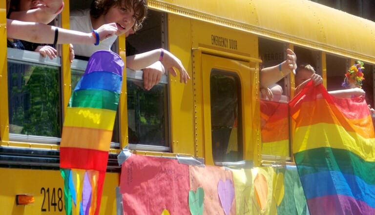 Des logements étudiants pour personnes LGBT à l'université de Sheffield, en Angleterre