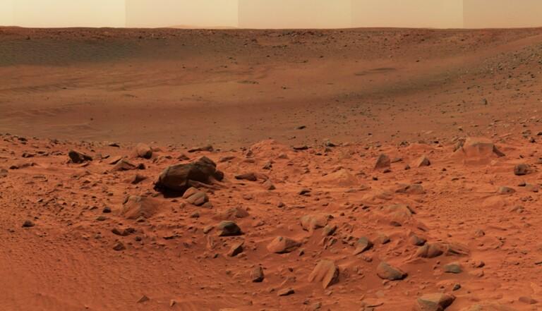 Les scientifiques de la Nasa visitent Mars grâce à la réalité augmentée