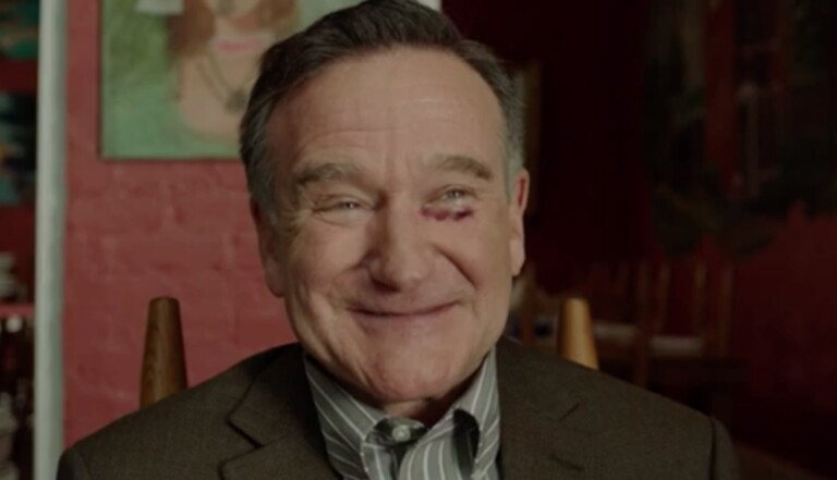"Ultimes adieux de Robin Williams dans ""Boulevard"""
