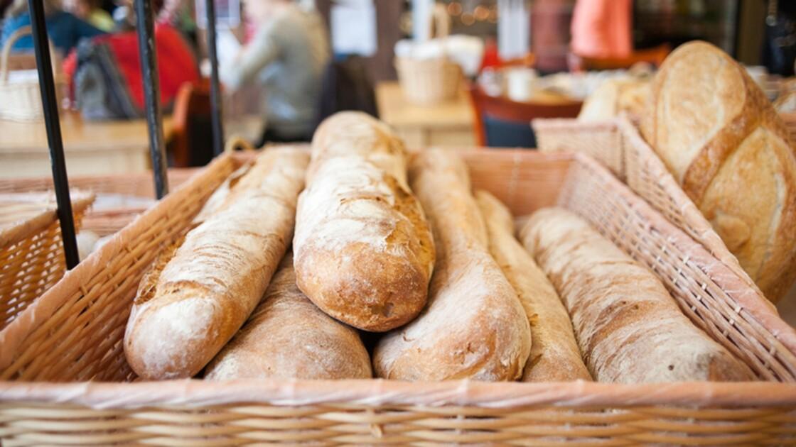 A Noisy-le-Sec, des baguettes de pain pour lutter contre les violences conjugales