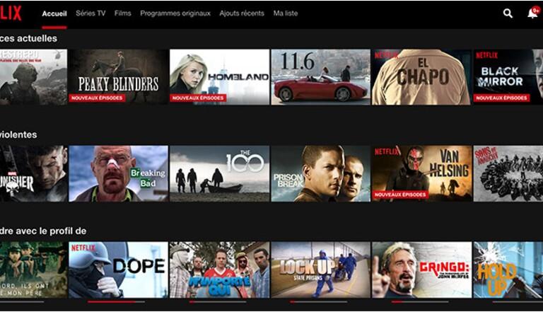 """Netflix : des affiches """"ciblées"""" pour les spectateurs noirs ?"""
