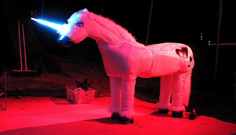 Les licornes ont existé... ou presque