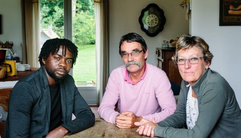 No Stranger Place, l'exposition qui met en scène les réfugiés et leurs hôtes