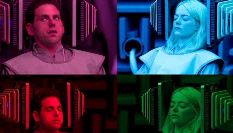 Voilà à quoi ressemblera Maniac, la série Netflix avec Emma Stone