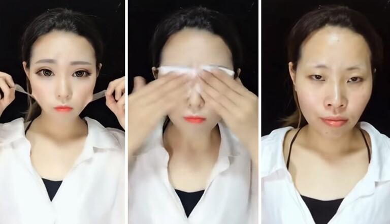 Des Sud-Coréennes s'insurgent contre le diktat du maquillage