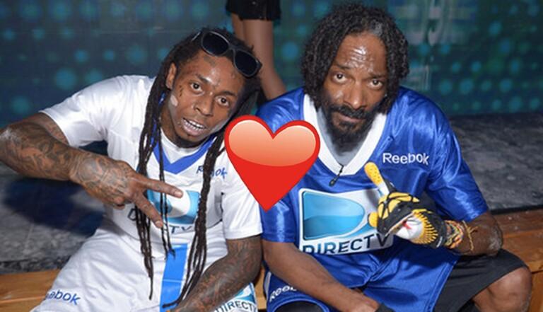 Les fois où Lil' et Snoop ont voulu casser les internets