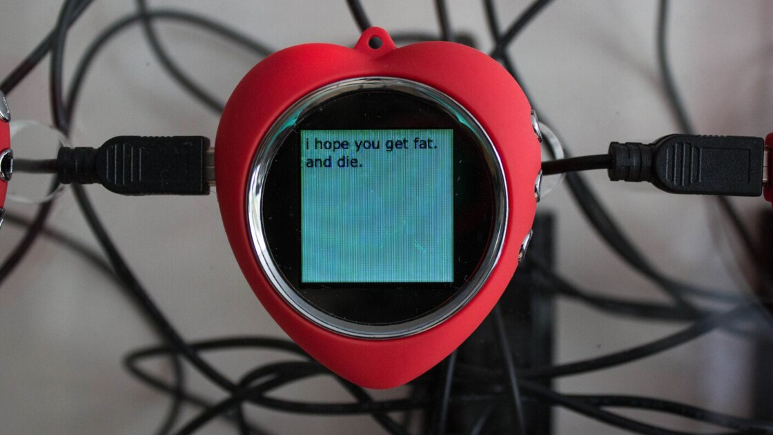 Data Dating : l'amour à l'ère d'internet s'expose à Paris