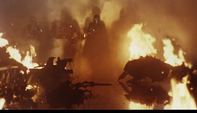 Le teaser du prochain Star Wars vient de sortir