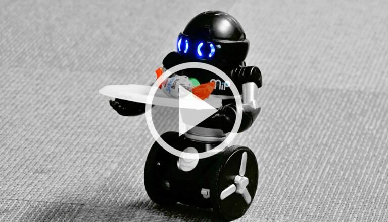 Testé à la rédac : on a lâché nos robots dinos MiP