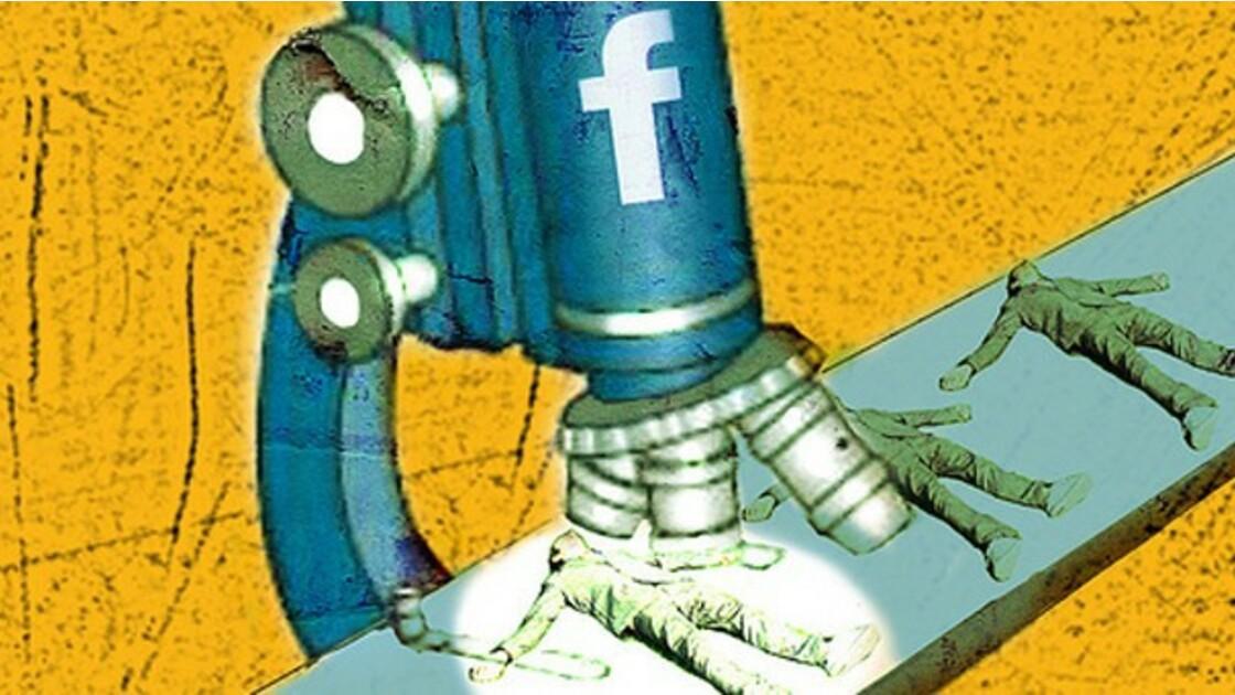 Comment Facebook peut choper votre numéro de portable