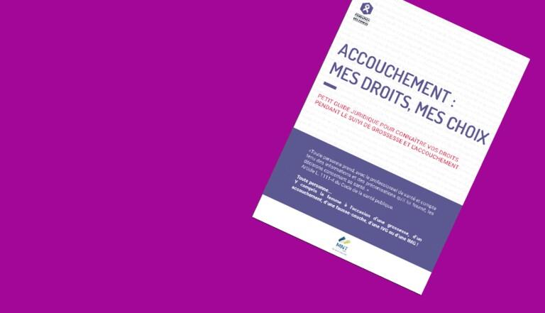 [SANTÉ] Un guide juridique pour lutter contre les violences obstétricales