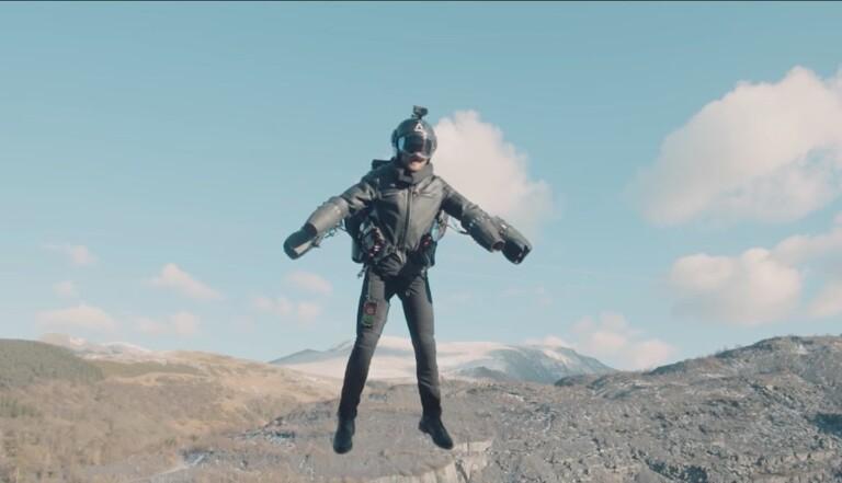 Voler comme Iron man, c'est désormais possible (si vous avez beaucoup d'argent)