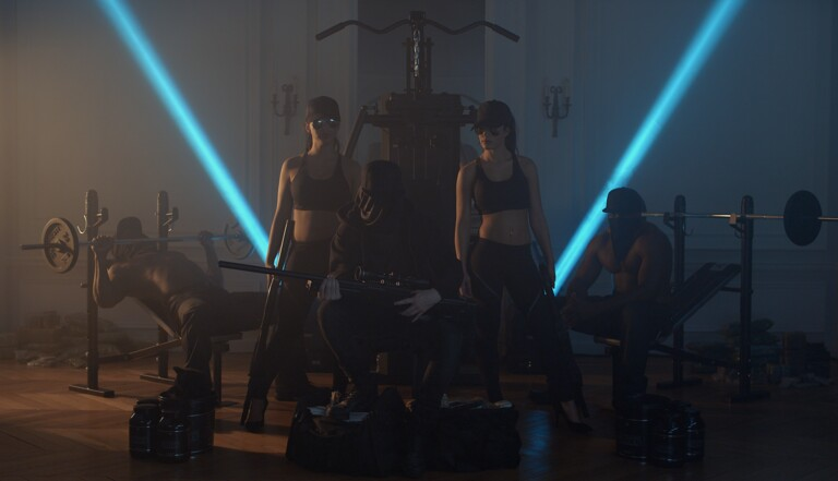 SUNSET : Kim, leur nouveau clip