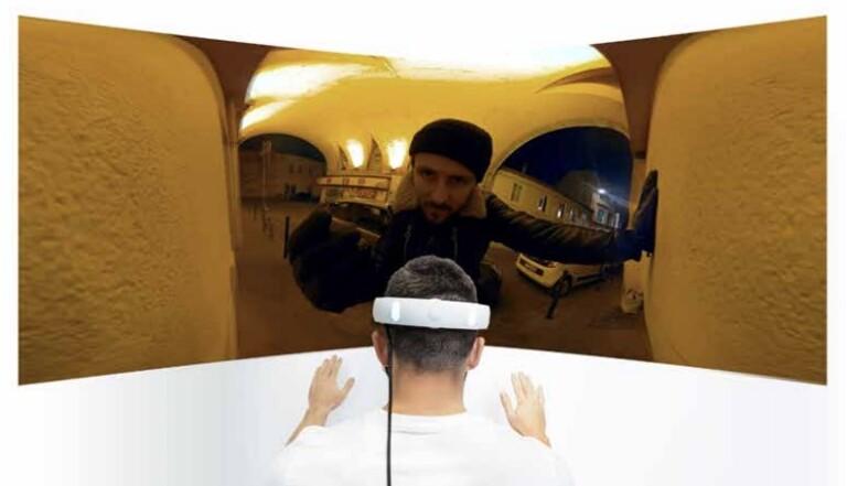 """La Traque : les hommes pourront bientôt """"vivre"""" le harcèlement sexuel en réalité virtuelle"""