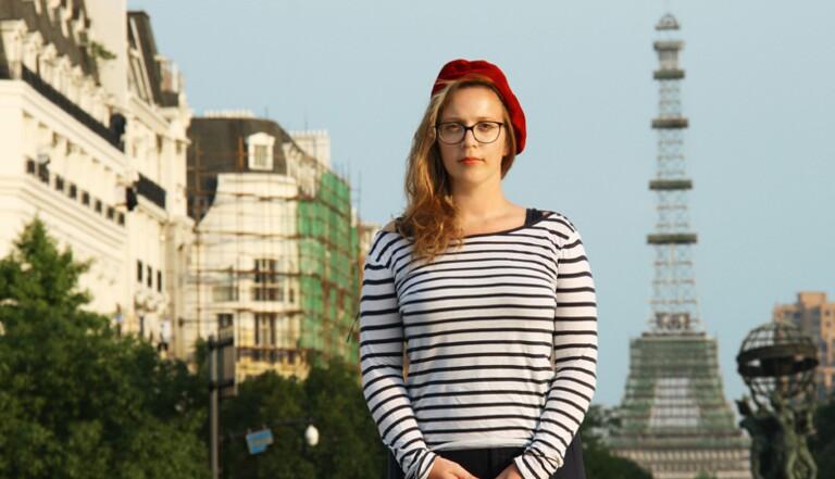Tour Eiffel, Champs-Elysées et noodles… Mes vacances dans le faux Paris en Chine