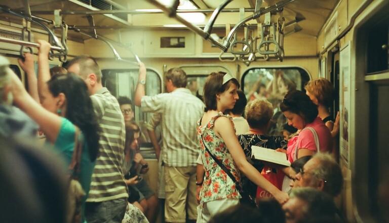 Le nombre de victimes d'attouchements dans le métro explose