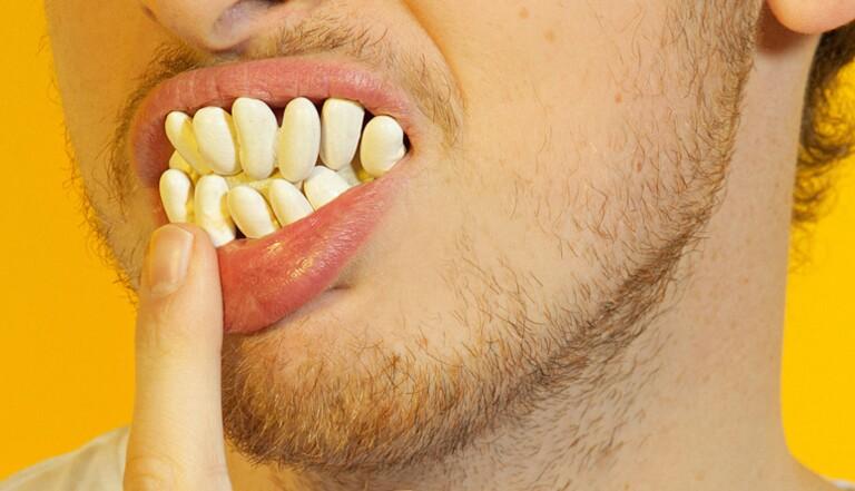 Qu'est-ce qu'il y a à l'intérieur d'une dent ?