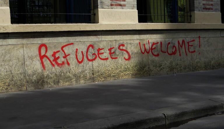 Migrants : Un petit village d'Alsace accueille 55 réfugiés