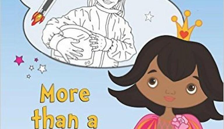 """Le cahier de coloriage anti-sexisme pour que les filles """"rêvent plus grand"""""""