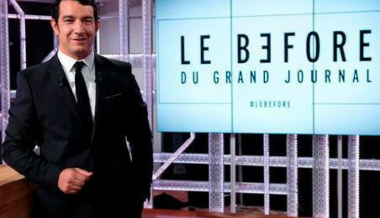 NEON dans Le Before du Grand Journal de Canal+