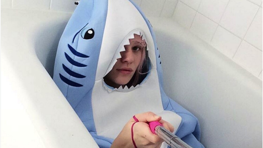 Qui est Arvida Byström, star d'Instagram et adepte du selfie?
