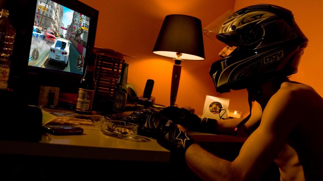 L'OMS reconnait l'addiction aux jeux vidéo comme une maladie mentale