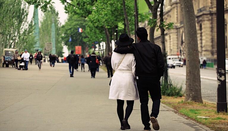 Les Parisiens se rencontrent plus sur Tinder que le reste des Français