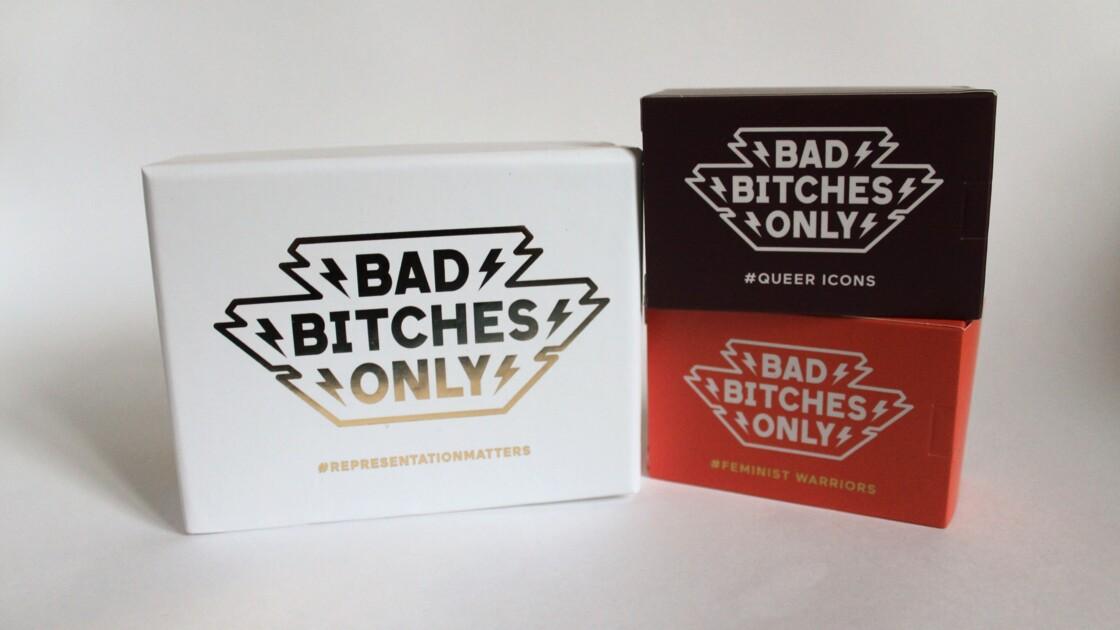 """""""Bad bitches only"""" : découvrez le Time's up féministe"""