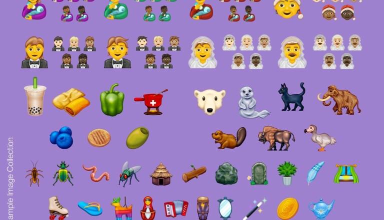 Drapeau transgenre, fondue, câlin...  les 62 nouveaux emojis 2020 dévoilés