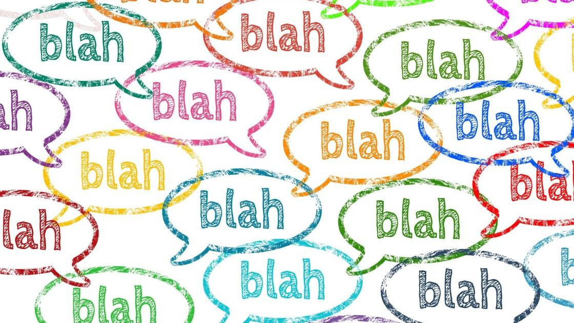 Quel est le bon débit de parole ?