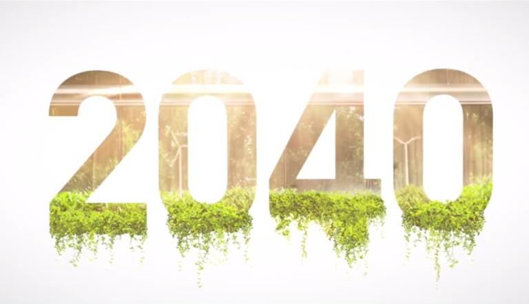 2040 : le super docu qui nous montre l'avenir possible pour nos enfants