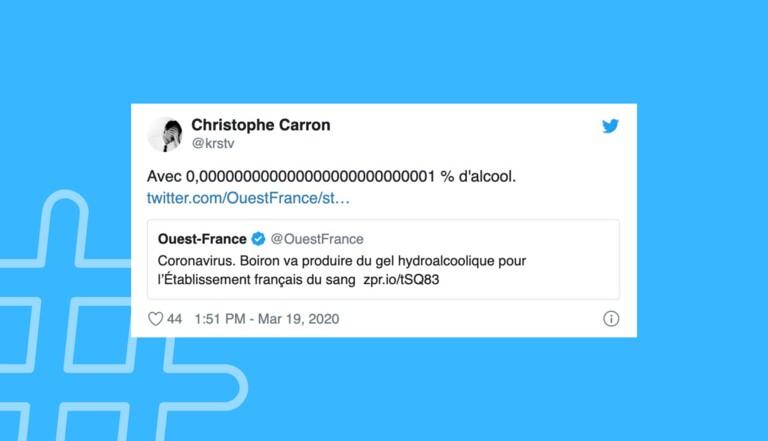 Twitter au 3e jour de confinement : les meilleurs tweets pour garder le moral