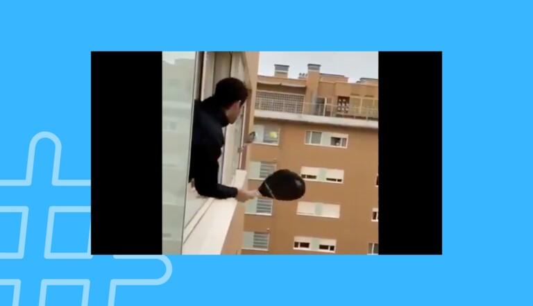 Quand le confinement nous fait aimer nos voisins : tour du monde des balcons les plus fous