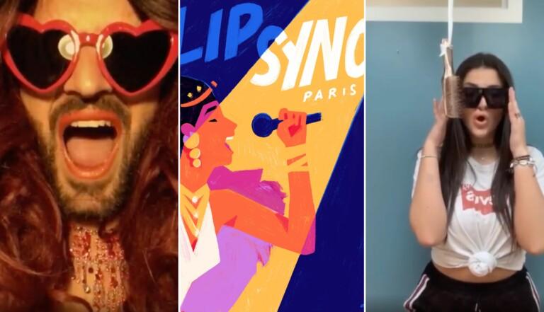 Paris Lip Sync : Le concours de playback survolté sur Instagram a élu son gagnant
