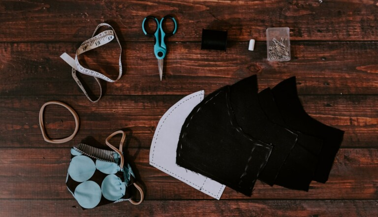 Masques en tissu : sont-ils réellement efficaces ? Et comment personnaliser le sien sans altérer son efficacité ?