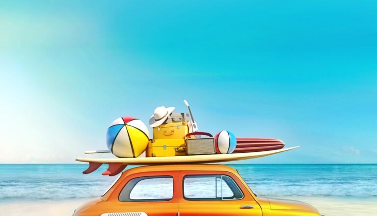 Rosé, barbec, crème solaire... que consomment les Français pendant leurs vacances