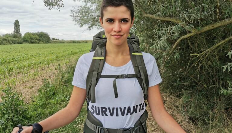 Survivor Tour : rencontre avec Marie Albert, qui fait le tour de France à pied contre les violences sexistes